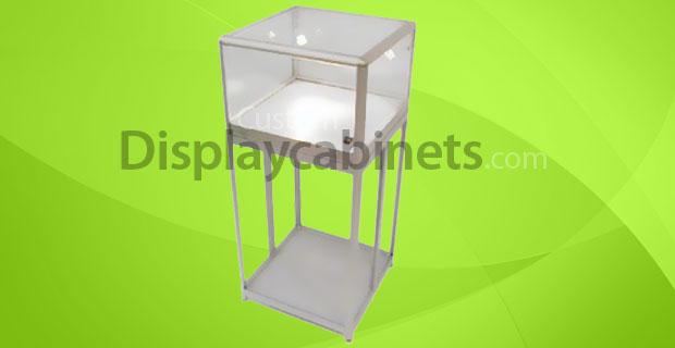 Custom Pedestal Display Cabinets