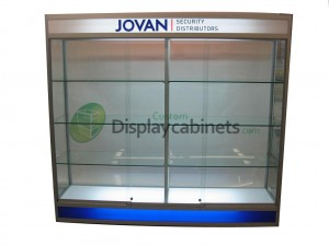Wall Upright Display Showcase