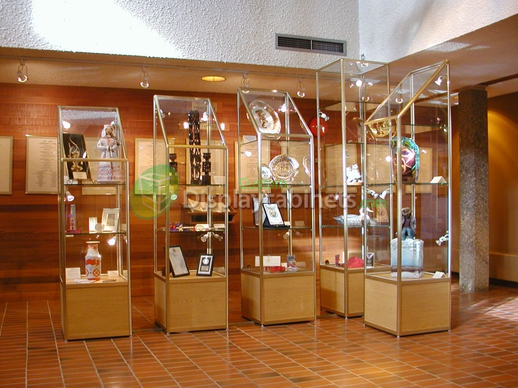 Glass display cabinets made in the usa custom display cabinets - Custom display cabinets ...