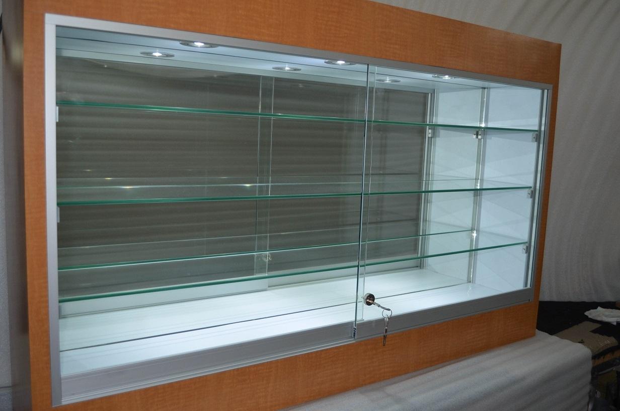 Wall Mounted Display Showcase 160