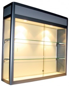 low cabinet walls voltage hospitality suspended uk and display wall with glass built in shelving cabinets for a shopkit products lighting