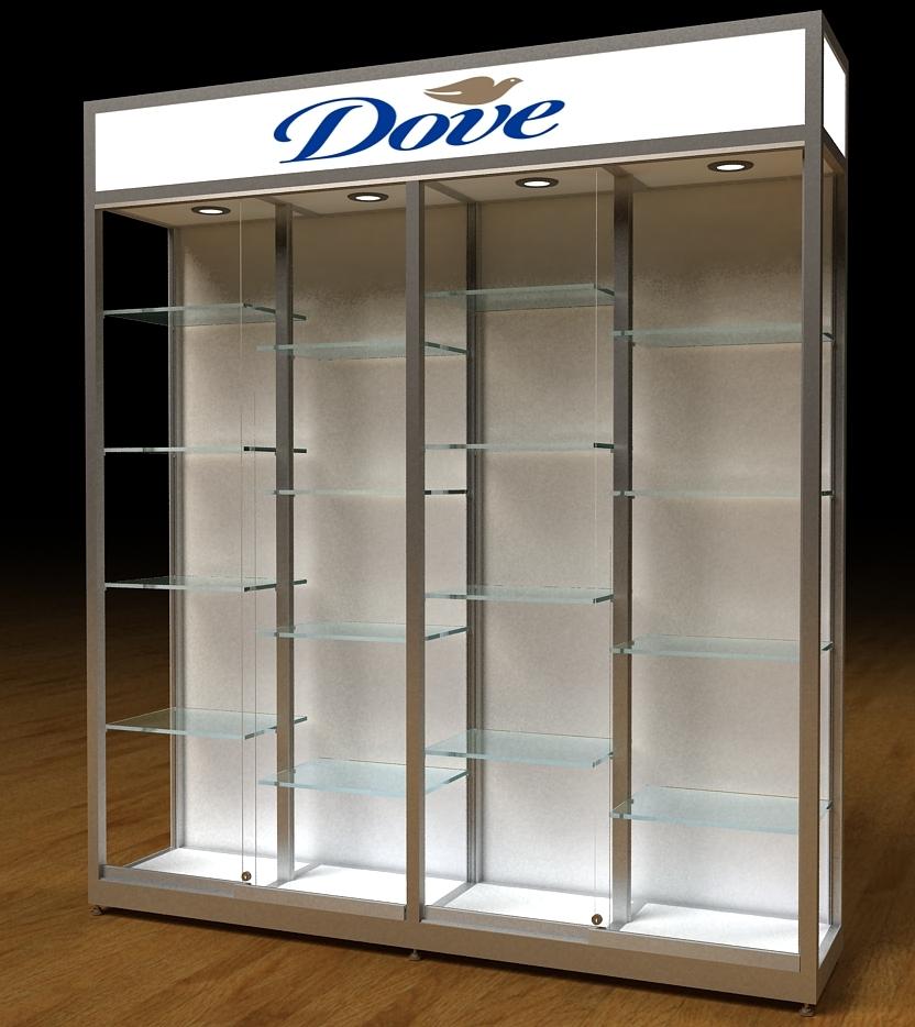 Veva mo74 1 a custom display cabinets for A 1 custom cabinets